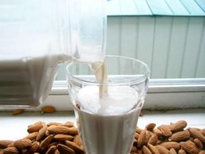 lait végétal d'amande bio